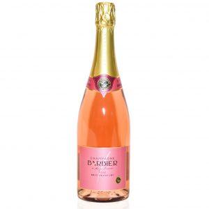 Rosé Champagne | Grand Cru Rosé van Champagnehuis F. Barbier | Brouzje Champagne Shop